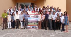 Taller de SuelosAndinos en Lima - febrero 2014